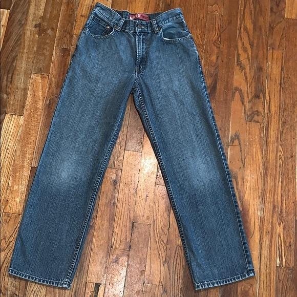 Levi's Denim - Levi's 550 jeans